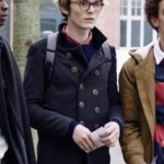 Leather Jacket Worn by Robin Migné in Tv Series Skam France