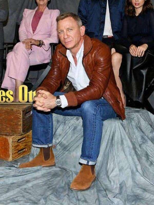 Los Angeles California Knives Out Daniel Craig Jacket