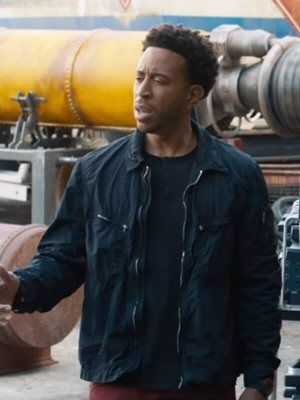 American Rapper Ludacris Fast and Furious 9 Jacket