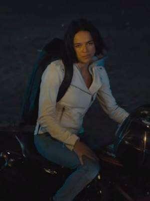 Letty Ortiz F9 Motorcycle Leather Jacket