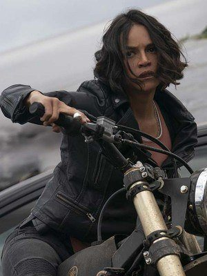 Michelle Rodriguez Fast and Furious 9 Quilted Jacket