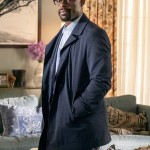 Mid-Length Coat worn by Randall Pearson in Tv Series This Is Us