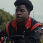 Movie Go Darius Amarfio Jefferson Colin Bomber Jacket