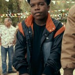 Movie Go Darius Amarfio Jefferson Red Stripes Jacket