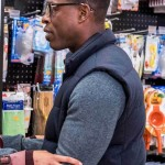 Quilted Puffer Vest worn by Randall Pearson in Tv Series This Is Us