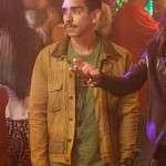 Ray Santiago Tv Series Ash vs Evil Dead Suede Leather Jacket