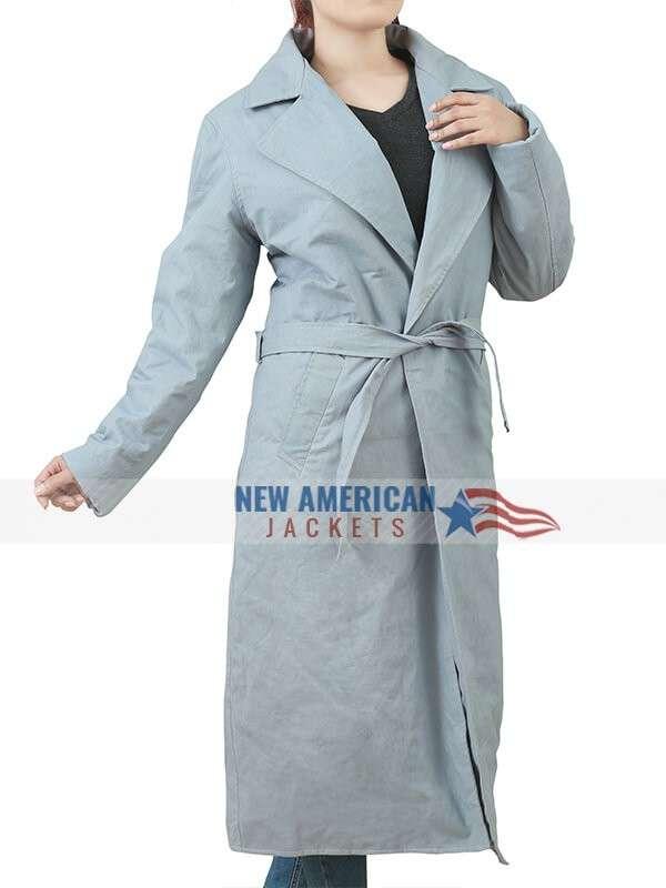 Rebecca Ferguson Mission Impossible 6 Trench Coat