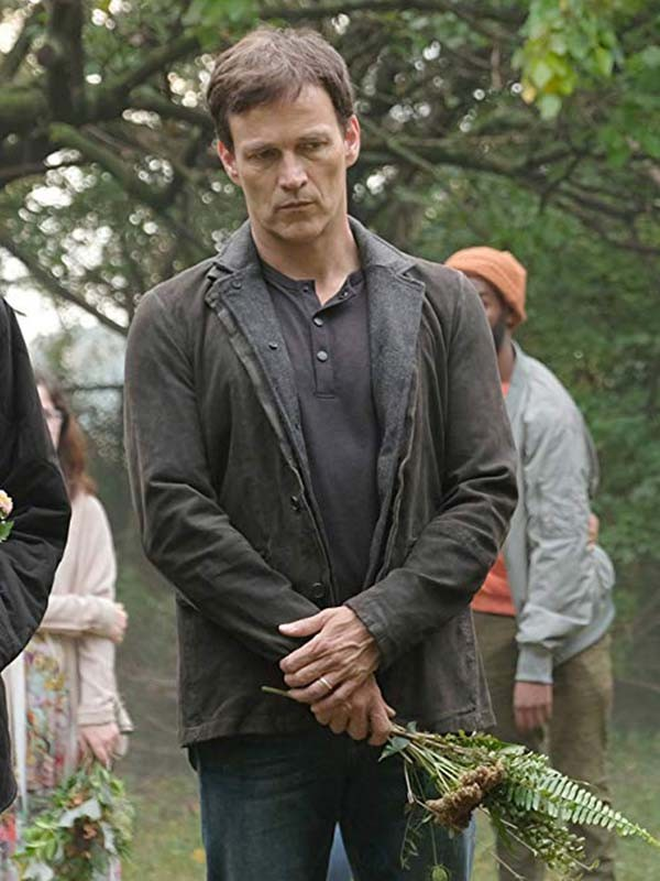 Reed Strucker The Gifted Stephen Moyer Blazer