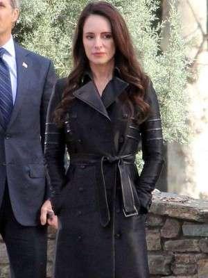 Victoria Grayson Revenge Coat