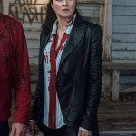 Ruby Knowby Black Leather Ash vs Evil Dead Blazer