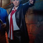 Ruby Knowby Tv Series Ash vs Evil Dead Leather Blazer