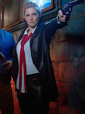 Ash vs Evil Dead Lucy Lawless Blazer Jacket