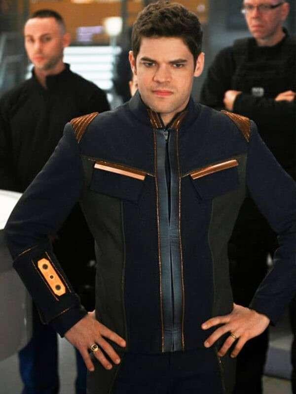 Season 05 Supergirl Computer Lad Jacket