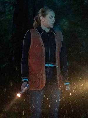 Tv Series Riverdale Betty Cooper Brown Leather Vest