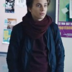 Skam France S03E10 Lucas Bomber Jacket