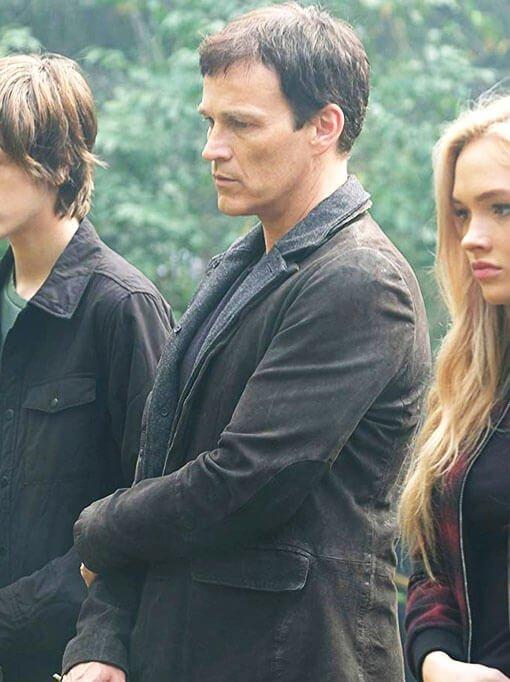 Stephen Moyer Tv Series The Gifted Reed Strucker Blazer