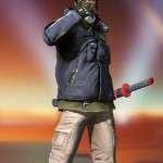 Techwear Free Fire Battleground Cotton Jacket