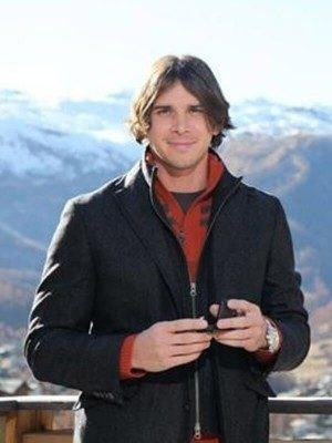 Ben Flajnik Tv Series The Bachelor Black Wool Coat