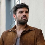 The Gifted Marcos Diaz Suede Jacket for Mens