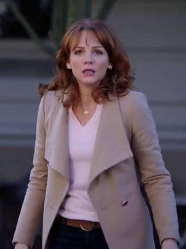 The InBetween Tv Series Anne Leighton Coat