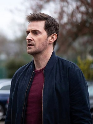 Richard Armitage The Stranger Jacket