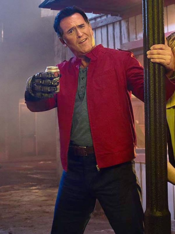 Tv Series Ash vs Evil Dead J. Williams Jacket