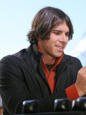 The Bachelor Ben Flajnik BlacK Trench Wool Coat