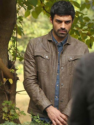 The Gifted Sean Teale Jacket