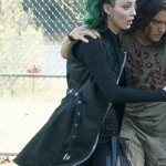 Tv Series The Gifted Lorna Dane Black Leather Coat