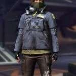 Video Game Free Fire Battleground Jacket