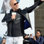 Vin Diesel F9 Premiere Show in New York City Jacket