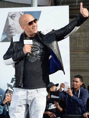 Vin Diesel F9 The Fast Saga Jacket