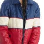 Women Bomber Puffer Colorful Unisex Jacket