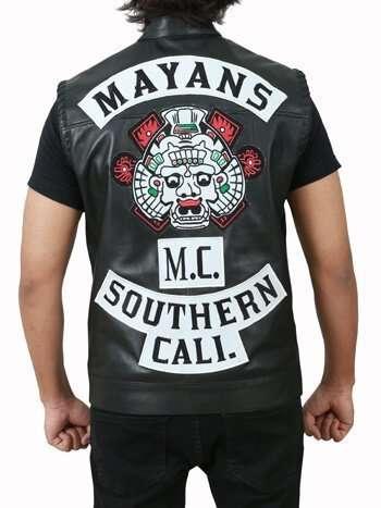 Mayans MC Vest