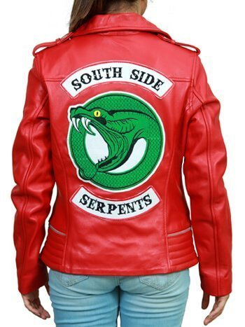 Southside Serpent Red Jacket