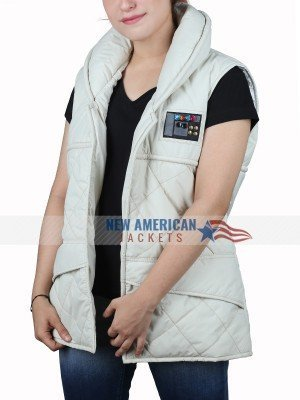 CARRIE FISHER STAR WARS THE EMPIRE STRIKES BACK VEST