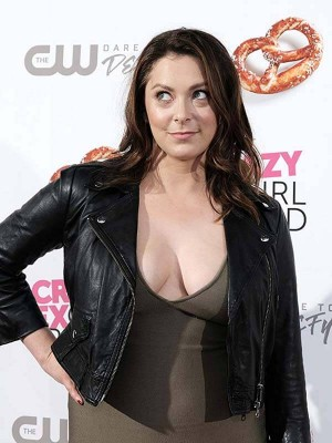 Rachel Bloom Black Jacket