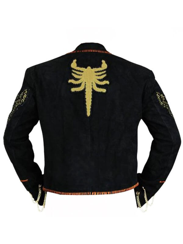 Antonio Banderas Once Upon a Time in Mexico Jacket for Mens