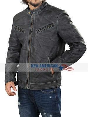 Fleabag Leather Jacket