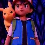 Ash Ketchum Wearing Short Sleeves Leather Jacket in Pokemon
