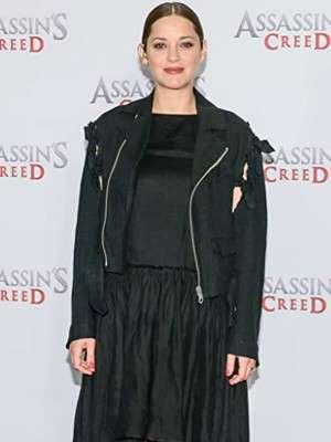 Marion Cotillard Assassin's Creed Event Jacket