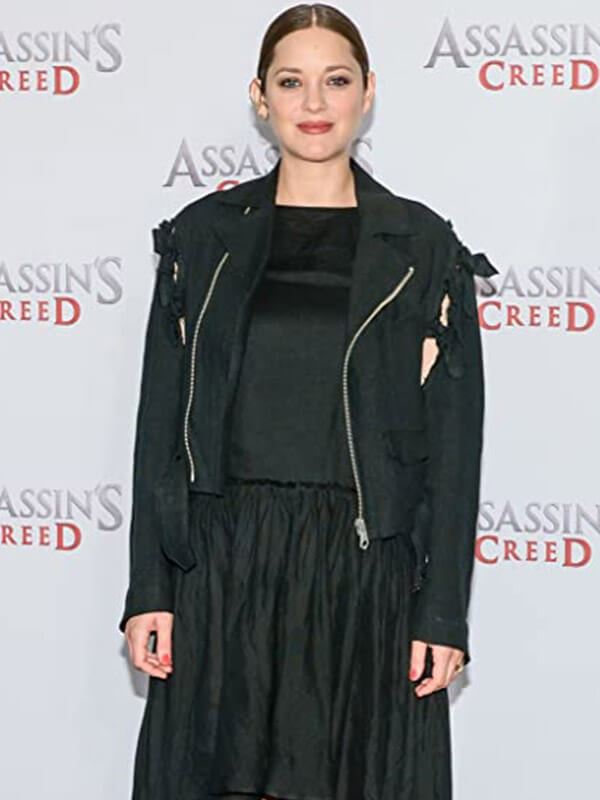 Assassin's Creed Event Marion Cotillard Jacket