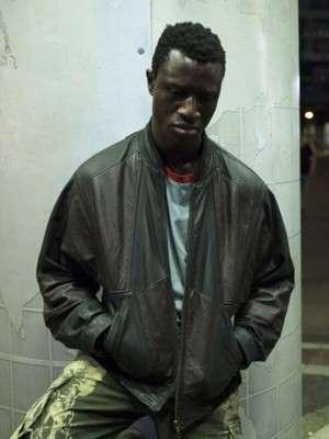 Welket Bungué Berlin Alexanderplatz Francis Leather Jacket