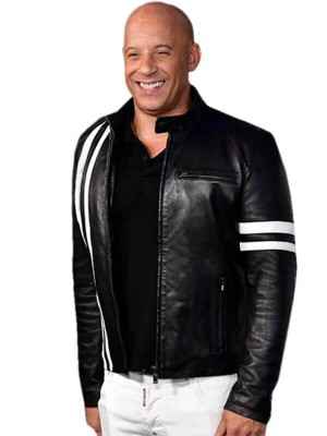 Vin Diesel Bloodshot Jacket