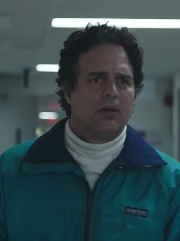 Blue Green Jacket worn by Thomas Birdsey in I Know This Much Is True