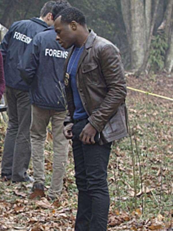 Clive Babineaux iZombie Jacket