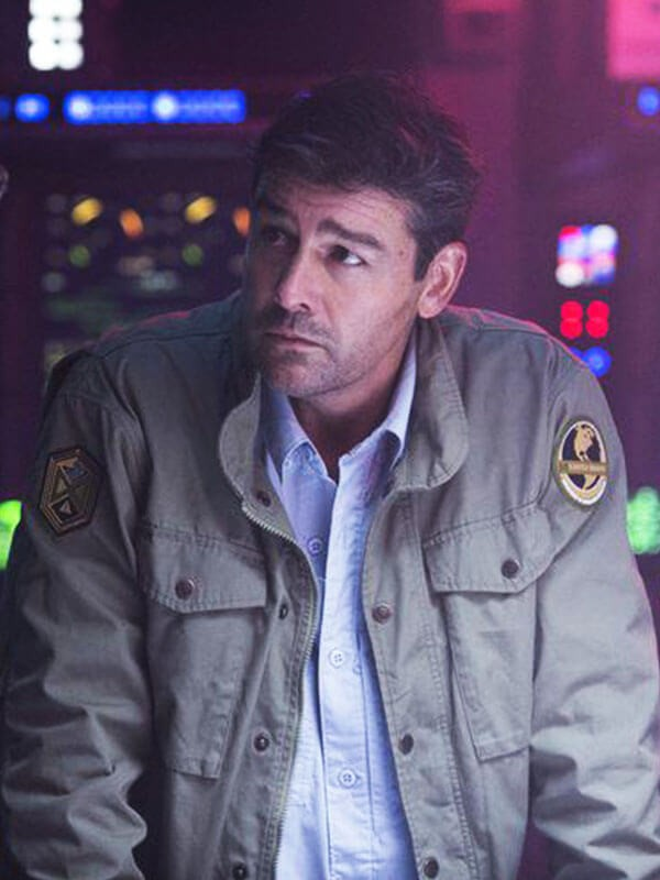 Dr. Mark Russell Godzilla King of the Monsters Jacket