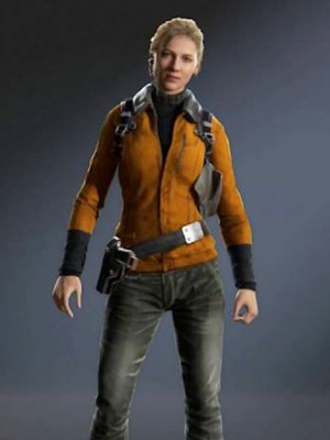 Uncharted 4 A Thief's End Elena Fisher Leather Jacket