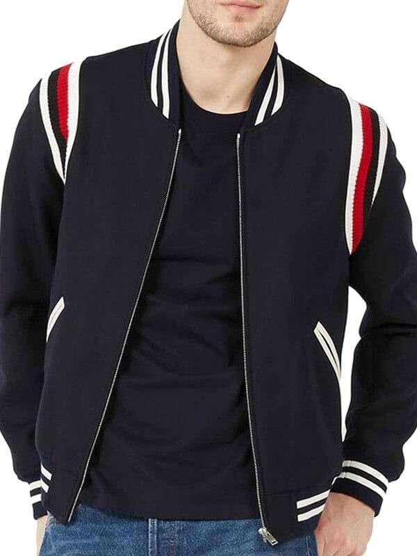 Eminem Godzilla Varsity Jacket for Mens