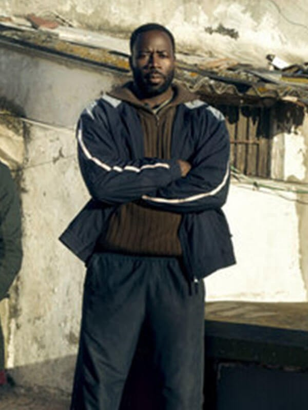Ezekiel Preach Carter The Brave Jacket